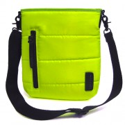 LICENCE 71195 i-Pack Small Shoulder Bag Lime LBF10584-LI