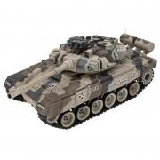 Tanc Russia T-90, scara 1:20, raza 30 m, telecomanda
