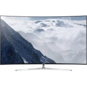 Televizor LED 198 cm Samsung 78KS9002 4K SUHD Smart TV Ecran curbat