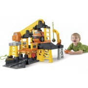 Fisher-Price Big Action Construction Site with Remote Control by Fisher-Price