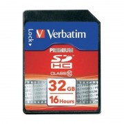 Verbatim 32GB Class 10 SDHC Memory Card
