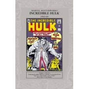 The Incredible Hulk 1963-1964: 1962-64: Collecting by Stan Lee