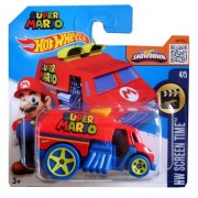 Hot Wheels Screen Time Super Mario Cool- One 4/5