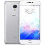 "MEIZU M3 Note 5.5 "" Android 5.1 Celular 4G (Chip Duplo oito-núcleo 13 MP 2GB 16 GB Cinzento / Prateado)"