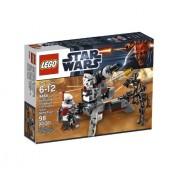 Lego Star Wars Elite Clone Trooper & Commando Droid Battle Pack 98pieza(s) - juegos de construcción (Película, Multi)