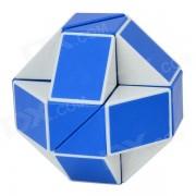 ShengShou Shape Changing Magic Ruler Puzzle - Blue + White