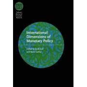 International Dimensions of Monetary Policy by Jordi Gali