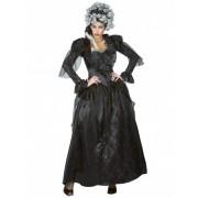 Disfarce condessa mulher Halloween XL