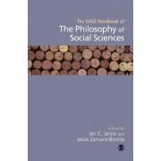The Sage Handbook of the Philosophy of Social Sciences by Ian C. Jarvie