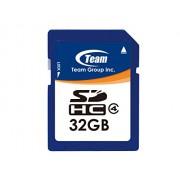 Gruppo Team SDHC 32 GB Class 4 scheda di memoria (vendita al dettaglio)