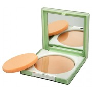Clinique Pudră compactă pentru un efect matt (Stay-Matte Sheer Pressed Powder) 7,6 g 02 Stay Neutral