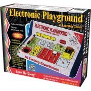 Elenco - Parco giochi dell'elettronica, per imparare giocando [Lingua inglese]