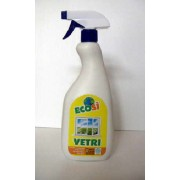 Detergente Vetri Biologico Ecosi