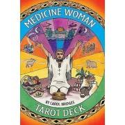 Medicine Woman Tarot Deck by Carol Bridges