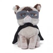Gund Grumpy Cat Superhero Beanbag Stuffed Animal Plush by GUND