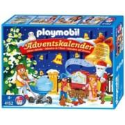 "PLAYMOBIL 4152 - Calendario de Adviento ""Christmas in the Park"" [Importado de Alemania]"