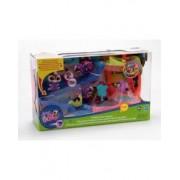 Hasbro Pingouin trotteur et son lagon littlest Pet Shop
