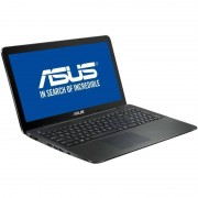 Laptop Asus X554SJ-XX017D 15.6 inch HD Intel Pentium N3700 4GB DDR3 500GB HDD nVidia GeForce 920M 2GB Black