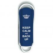 Memorie USB Integral Xpression Keep Calm 8GB USB 2.0 blue