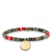 Thomas Sabo Armband mehrfarbig LBA0038-872-7-L17,5