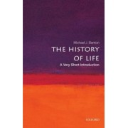 The History of Life: A Very Short Introduction by Michael J. Benton