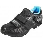 Shimano SH-WM64L Schuhe Damen schwarz 2017 MTB Klickschuhe