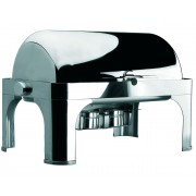 Chafing dish roll top gastronorm 1/1 inoxidable de Lacor