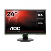 """AOC G2460pg 24"""" Full Hd Nero Monitor Piatto Per Pc 4038986144797 G2460pg 10_0g30198"""