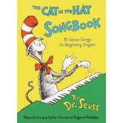 The Cat in the Hat Song Book by Eugene Poddany