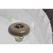 Intex Dosierschwimmer klein für Pools bis 366cm + Whirlpool Pure