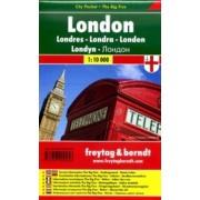 Plán města Londýn 1:10 000()