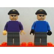 Henchman Lot (2): Joker & Mr. Freeze Henchman - Lego 2 Figures