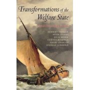 Transformations of the Welfare State by Herbert Obinger