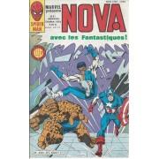 Les 4 Fantastiques ( The Fantastic Four ) / La Chose ( The Thing : Marvel Two-In-One ) / Peter Parker Alias L'araignée ( Spider-Man ) : Nova N° 81 ( 5 Octobre 1984 )