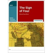 Oxford Literature Companions: The Sign of Four Workbook by Peter Buckroyd