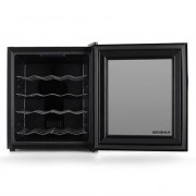 Klarstein Wine Cooler Refrigerator 16 bottle capacity - Black