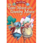 The Town Mouse & the Country Mouse by Pegasus