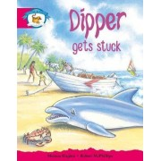 Literacy Edition Storyworlds Stage 5, Animal World, Dipper Gets Stuck