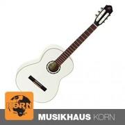 Ortega R121SN White 4/4 Konzertgitarre Small Neck