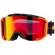 UVEX snowstrike FM Goggle black-orange mat 2016 Goggles