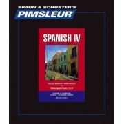 Pimsleur Spanish Level 4 CD by Pimsleur
