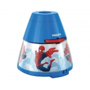 Spiderman stona LED lampa i projektor