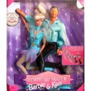 Barbie & Ken Olympic Skater (1997) by Mattel