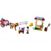 LEGO Trasura cu cai a Stephaniei (10726)