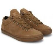 Carlton London Mr.CL Sneakers(Brown)
