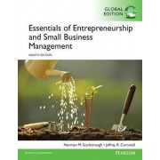 Essentials of Entrepreneurship and Small Business Management by Norman M. Scarborough