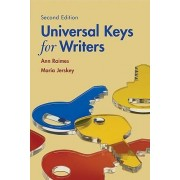 Universal Keys for Writers with 2009 MLA Update Card by Ann Raimes