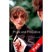 Oxford Bookworms Library: Level 6: Pride and Prejudice: 2500 Headwords by Jane Austen