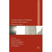 Transformations of Religion and the Public Sphere by Rosi Braidotti