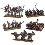 Kings Of War - Abyssal Dwarf Army Set 2014